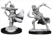 Dungeons & Dragons - Nolzur's Marvelous Unpainted Minis: Air Genasi Female | Games