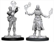 Pathfinder - Deep Cuts Unpainted Miniatures: Human Alchemist Female | Games