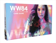 Wonder Woman: 1984 - WW84 Card Game | Merchandise