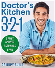 Doctor's Kitchen 3-2-1 | Paperback Book