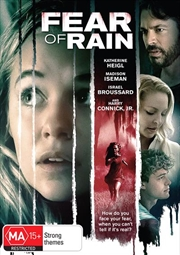 Fear Of Rain | DVD