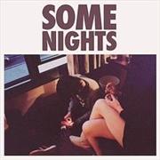 Some Nights - Silver Vinyl   Vinyl