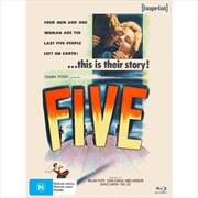 Five | Imprint Collection 33 | Blu-ray