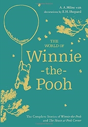 Winnie-the-Pooh   Hardback Book