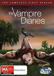 Vampire Diaries - Season 1 | DVD