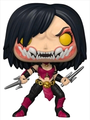 Mortal Kombat - Mileena US Exclusive Pop! Vinyl [RS] | Pop Vinyl