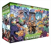 Ghostbusters vs Men in Black - Miniatures Game | Merchandise