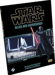 Star Wars RPG Allies and Adversaries | Merchandise