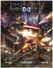 Infinity RPG (Hardback) | Merchandise