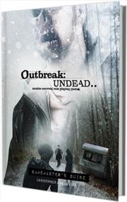 Outbreak Undead 2nd Ed Gamemaster's Guide | Merchandise
