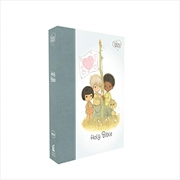NKJV, Precious Moments Small Hands Bible, Teal, Hardcover, Comfort Print: Holy Bible, New King James   Hardback Book