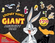 Looney Tunes: Giant Activity Pad (warner Bros) | Paperback Book