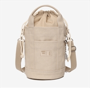 Now On - Brown Beige Bucket Bag | Merchandise