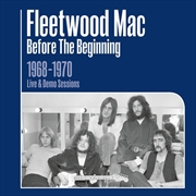 Before The Beginning: Live 1968-1970   CD