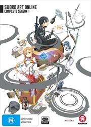 Sword Art Online - Season 1 | DVD