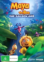 Maya The Bee 3 - The Golden Orb | DVD