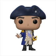 Hamilton - George Washington Pop! Vinyl | Pop Vinyl