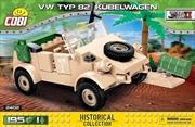 World War II - VW Typ 82 Kubelwagen 195 pieces | Miscellaneous