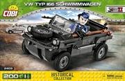 World War II - VW Typ 166 Schwimmwagen 200 pieces | Miscellaneous