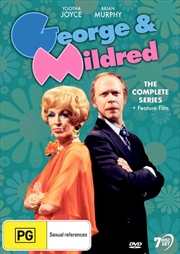 George and Mildred | Complete Series | DVD