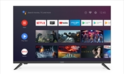 "32"" HD Frameless Android TV 