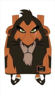 Loungefly - Lion King - Scar Mini Backpack | Apparel
