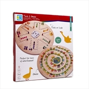 Goos Ludo And Tock | Toy