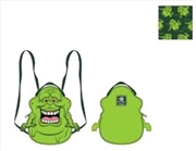 Loungefly - Ghostbusters - Slimer Convertible Backpack | Apparel