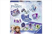 Disney Frozen - 6 In 1 Games | Merchandise