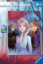 Frozen 2 Elsa Anna And Kristof 300 Piece Puzzle | Merchandise
