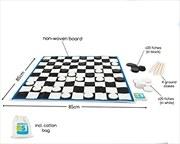 Giant Checkers | Toy