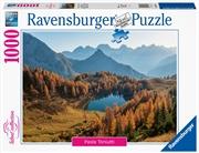 Lake Bordaglia Fruili Venezia 1000 Piece Puzzle | Merchandise