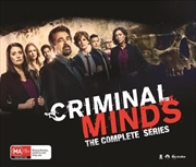 Criminal Minds - Season 1-15 | Complete Series | DVD