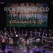 Orchestrating My Life - Live | CD