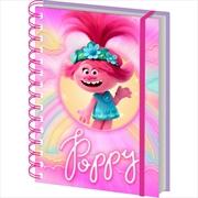 Trolls World Tour - Poppy Notebook | Merchandise