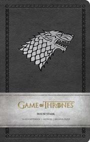 Stark Game Of Thrones Premium Notebook | Merchandise