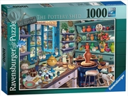My Haven No 3 The Pottery Shed 1000 Piece Puzzle | Merchandise