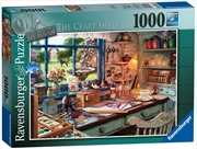 My Haven No 1 The Craft Shed 1000 Piece Puzzle | Merchandise