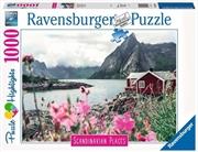 Lofoten Norway 1000 Piece Puzzle | Merchandise