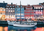 Copenhagen Denmark 1000 Piece Puzzle | Merchandise