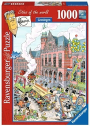 Groningen Netherlands 1000 Piece Puzzle | Merchandise
