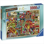 Awesome Alphabet F & G 1000 Piece Puzzle | Merchandise