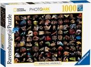 99 Stunning Animals 1000 Piece Puzzle | Merchandise