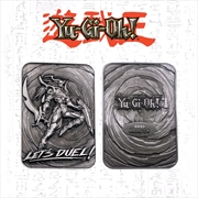 Yu-Gi-Oh! - Black Luster Soldier Metal Card | Merchandise