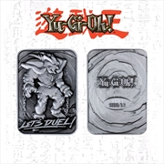 Yu-Gi-Oh! - Exodia Metal Card | Merchandise
