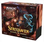 Magic - Strixhaven: School of Mages Bundle | Games