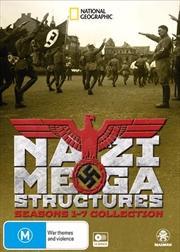 National Geographic - Nazi Megastructures - Season 1-7 | Boxset | DVD