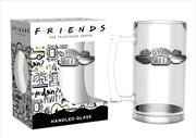Friends Central Perk Stein Glass | Merchandise