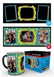 Friends Frames Heat Change Mug | Merchandise