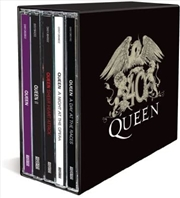 Queen 40Th Anniversary Collector's Box Set   CD